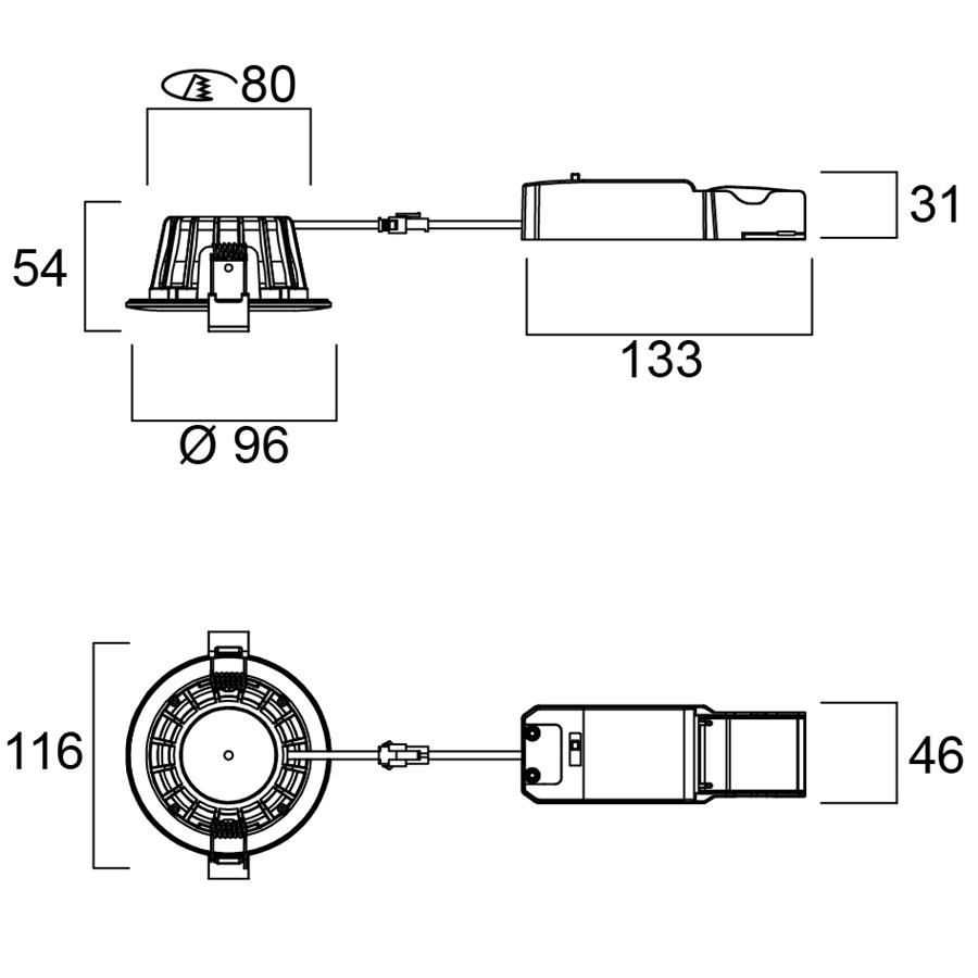 Technical Drawing for 0005350