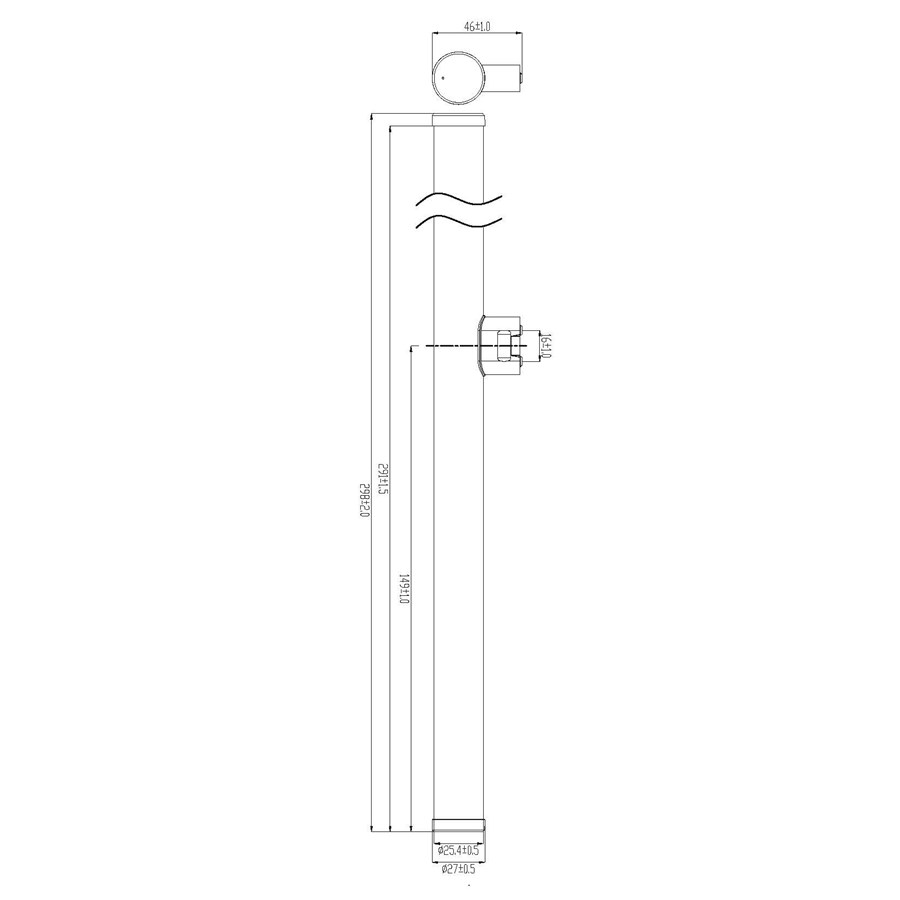 Technical Drawing for 0026853