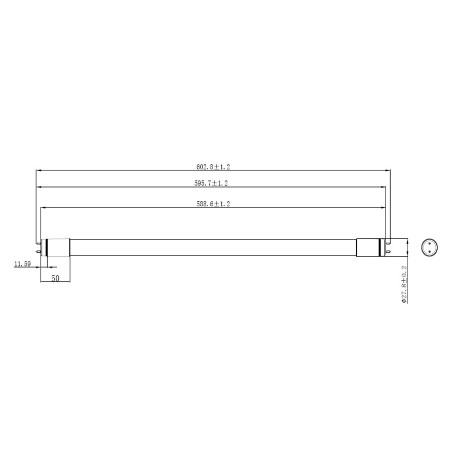 Technical Drawing for 0027100