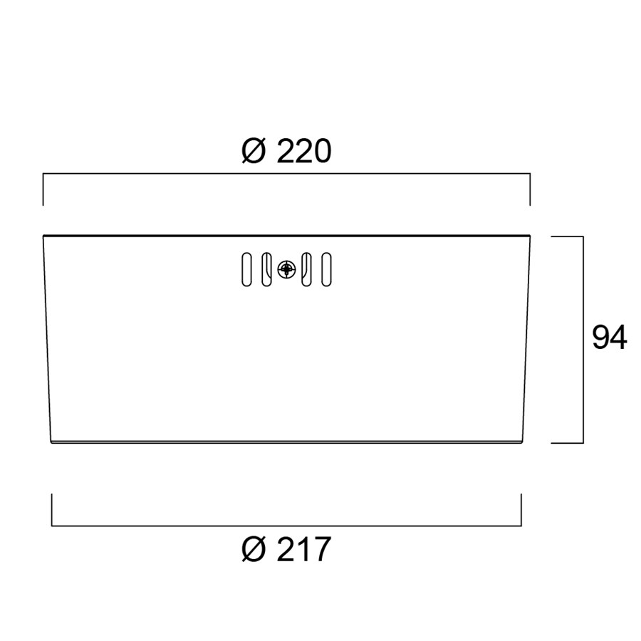 Technical Drawing for 0030318