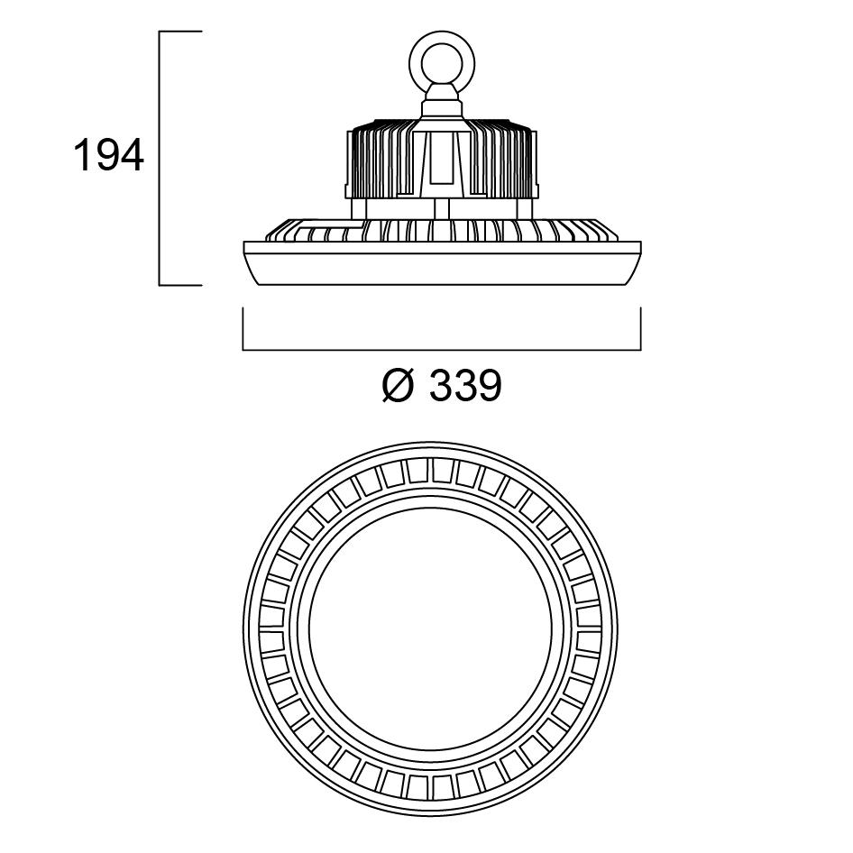 https://static.sylvania-lighting.online/Hybris_V2/0039346/Technical_Drawings/EN/start_highbay_26klm_line_drawing.jpg