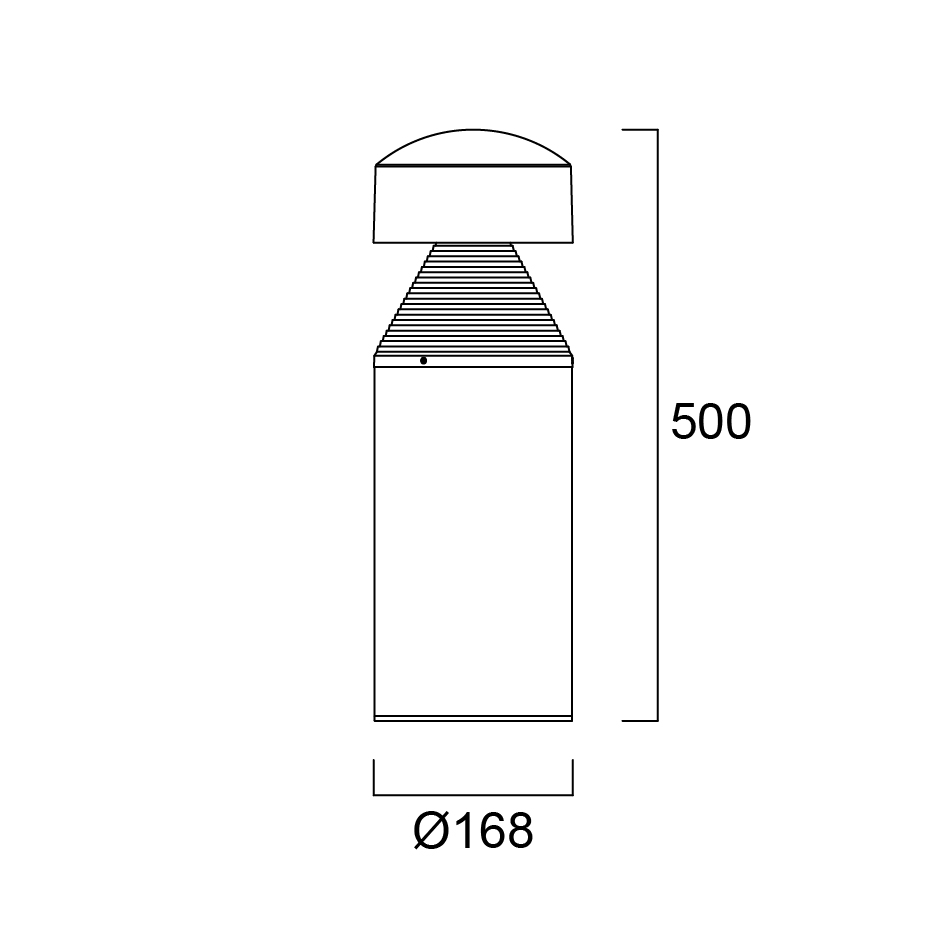 https://static.sylvania-lighting.online/Hybris_V2/0047940/Technical_Drawings/EN/start_bollard_IP65_m_line_drawing.jpg