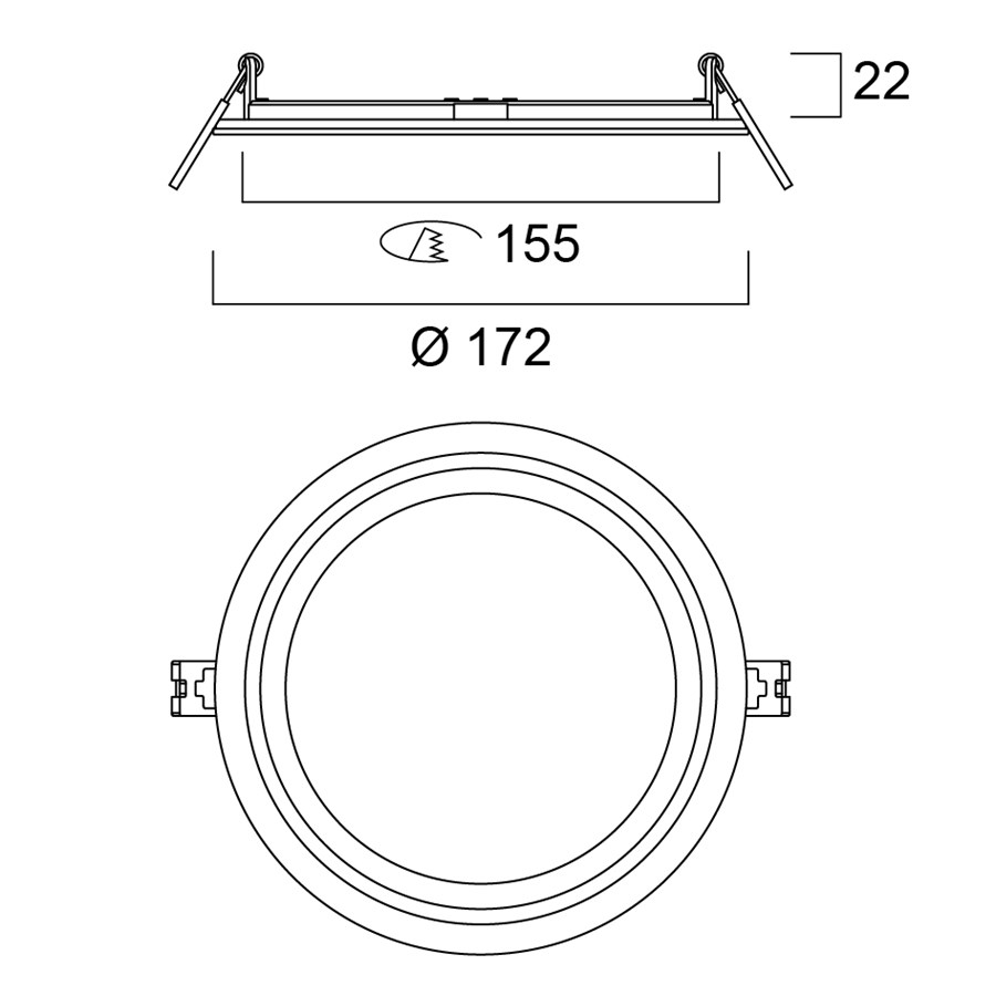 Technical Drawing for 0053313