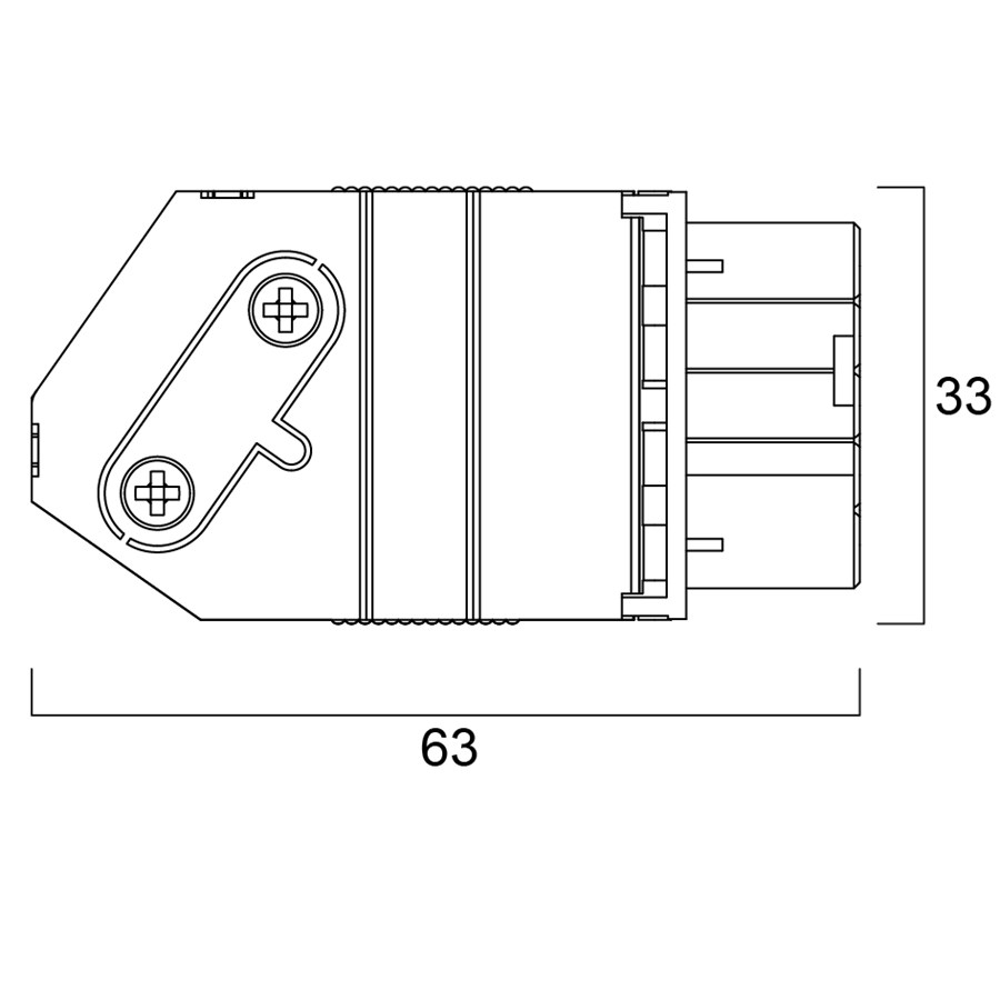 Technical Drawing for 2055380