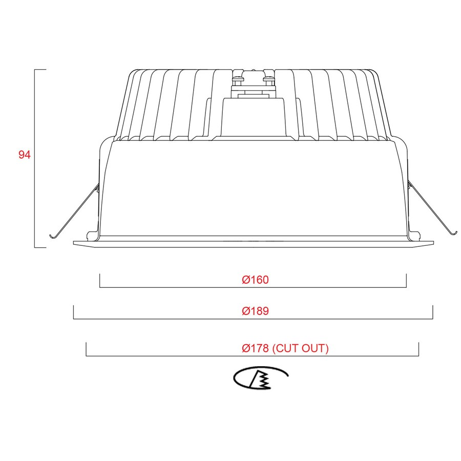 Technical Drawing for 2059127