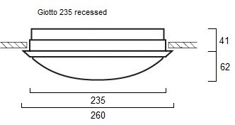 Technical Drawing for 3034750