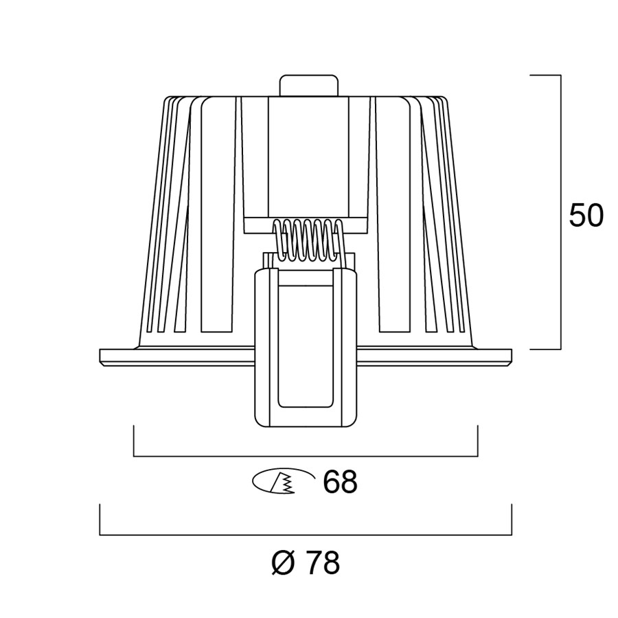 Technical Drawing for 3079454