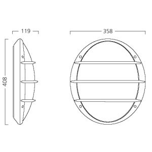 Technical Drawing for 4063695