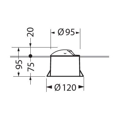 Technical Drawing for 4069403