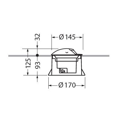 Technical Drawing for 4069407